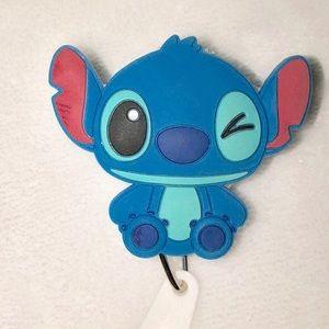 Stitch badge holder $9